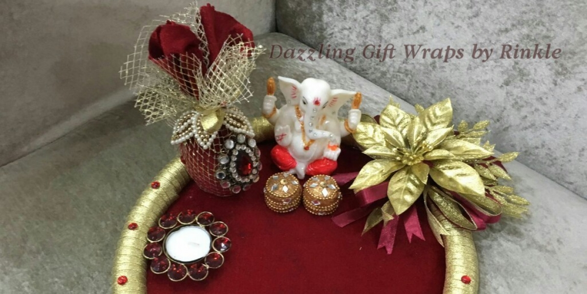 Dazzling Gift Wraps by Rinkle