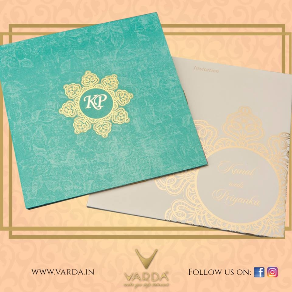 Varda Designer Invitation