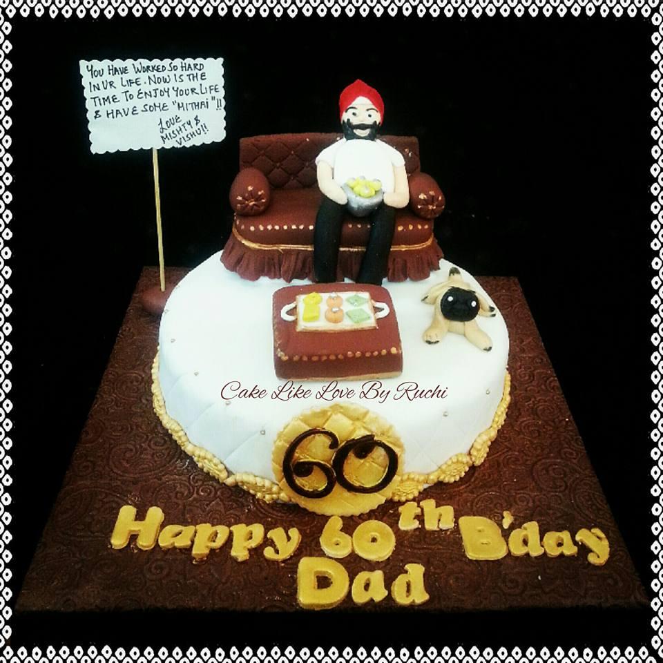 Cake Like Love by Ruchi