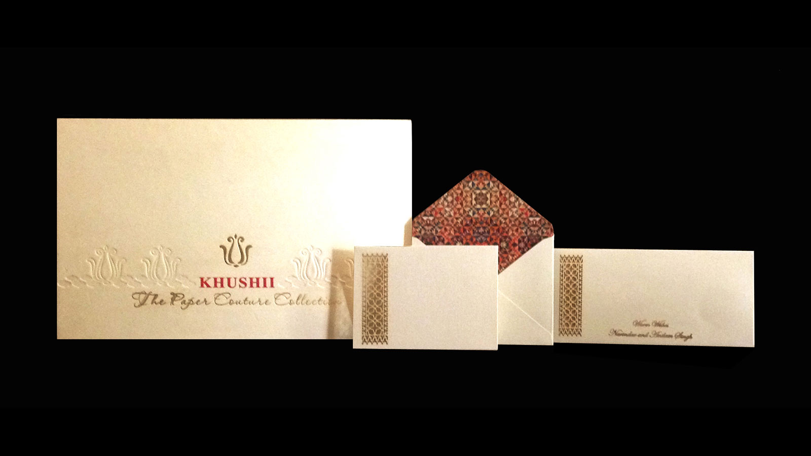 Khushii Invitations