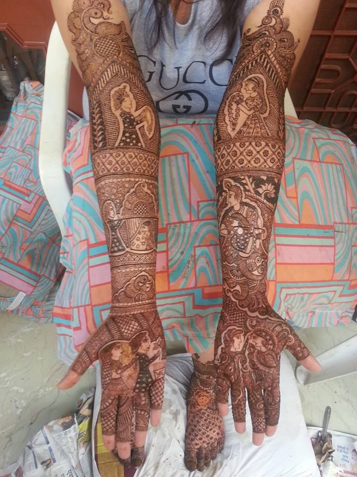 Ajay Mehandi Arts