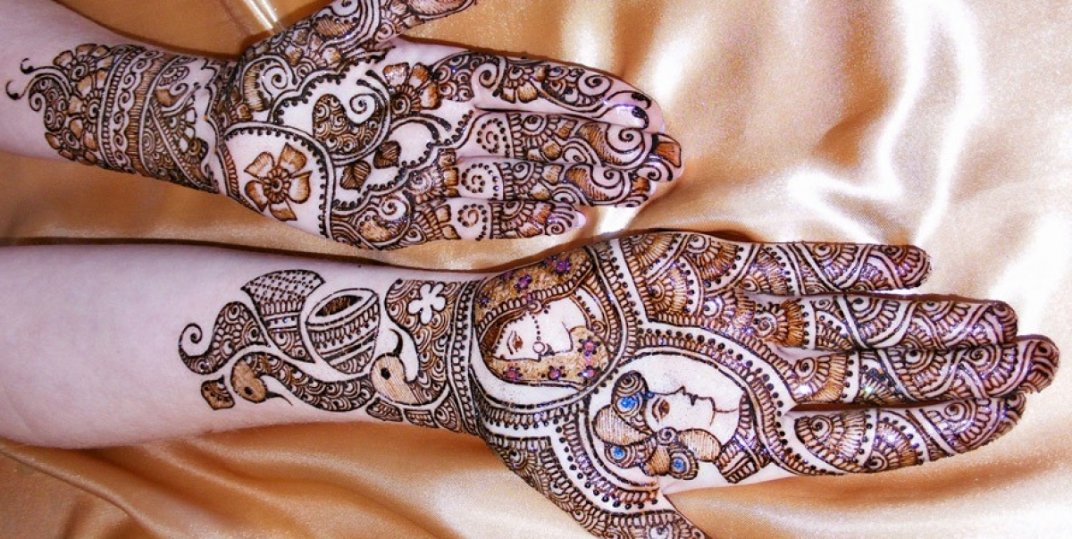 Bridal Mehndi In Jalandhar : Ajay mehandi arts wedding mehendi artist in delhi ncr functionmania