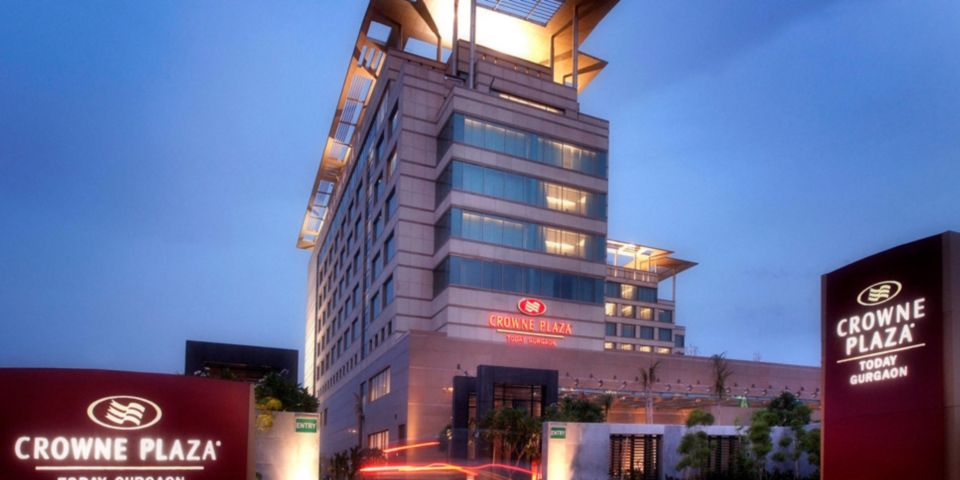 Crowne Plaza Gurgaon