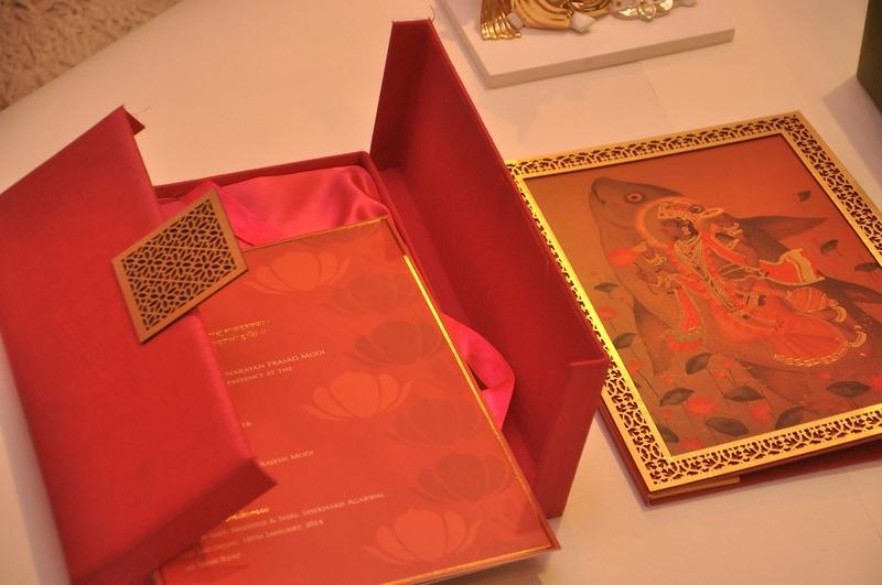 Neha Singh Bhatia Invitations