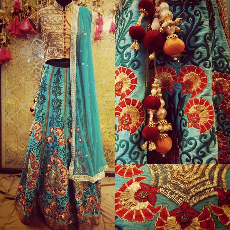 Kanika Aggarwal Couture
