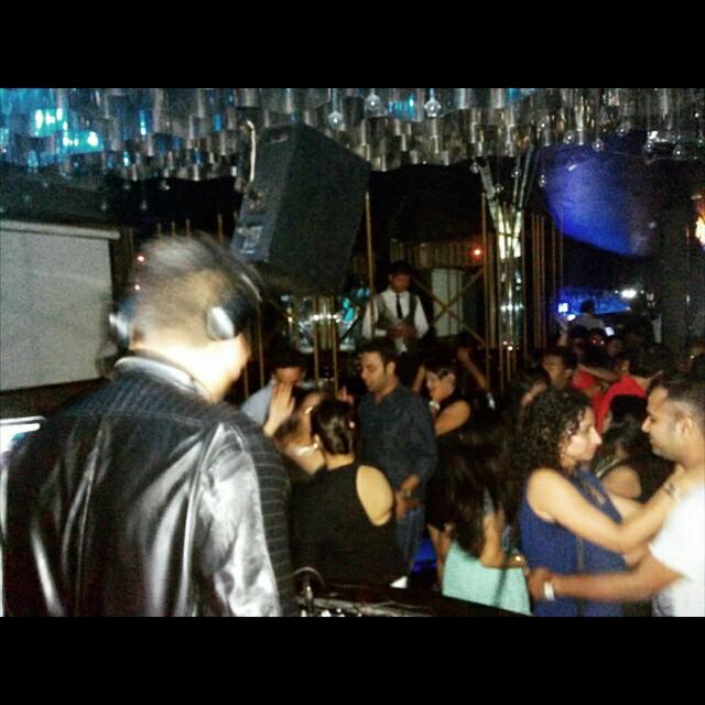 DJ Shaan Gidwani