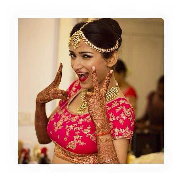 Deepti Yadav Makeup