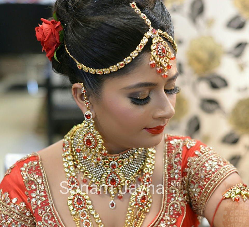 Makeovers by Sonam Jayna