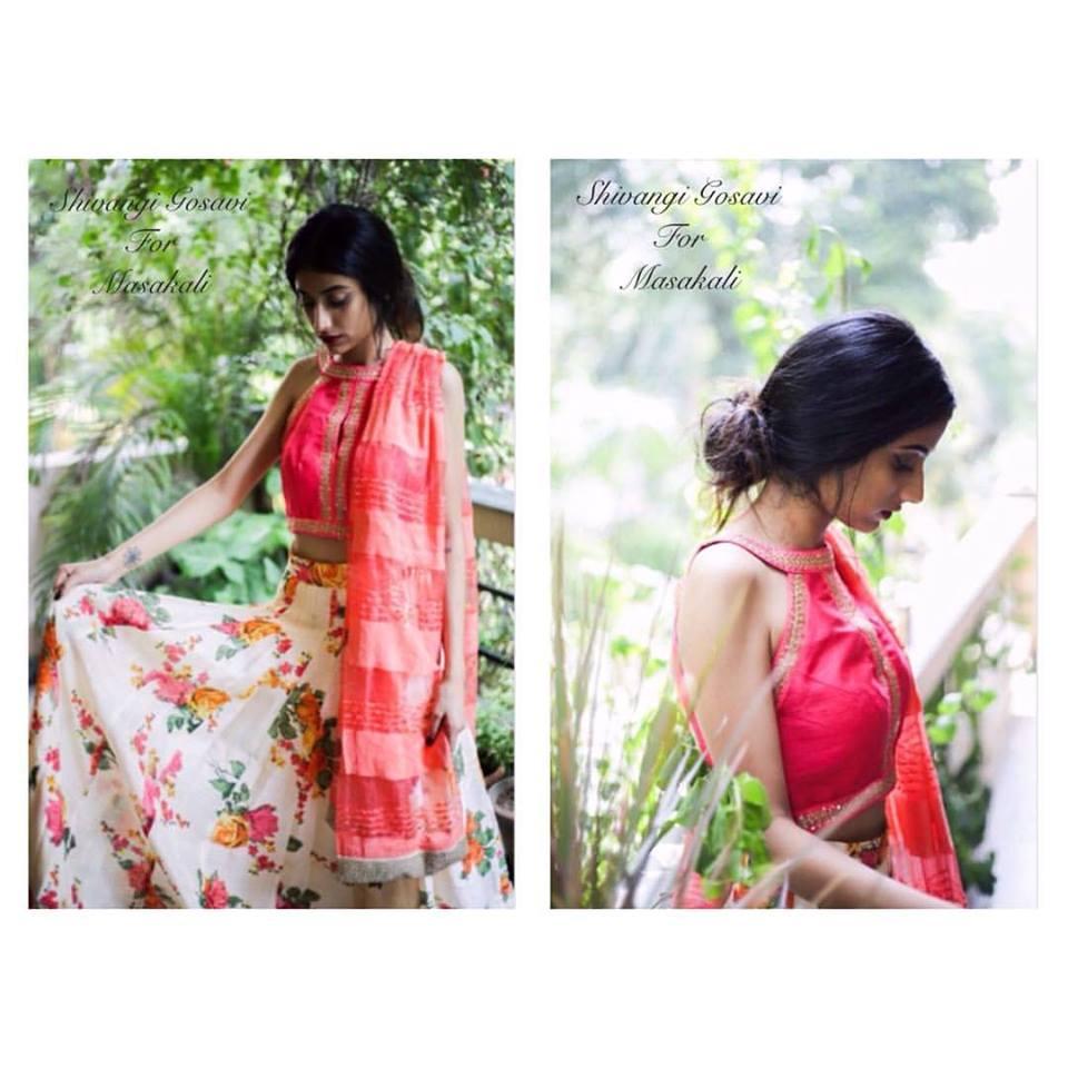 Shivangi Gosavi Couture