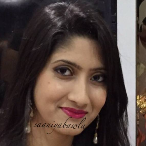 Makeup by Saaniya Bawla