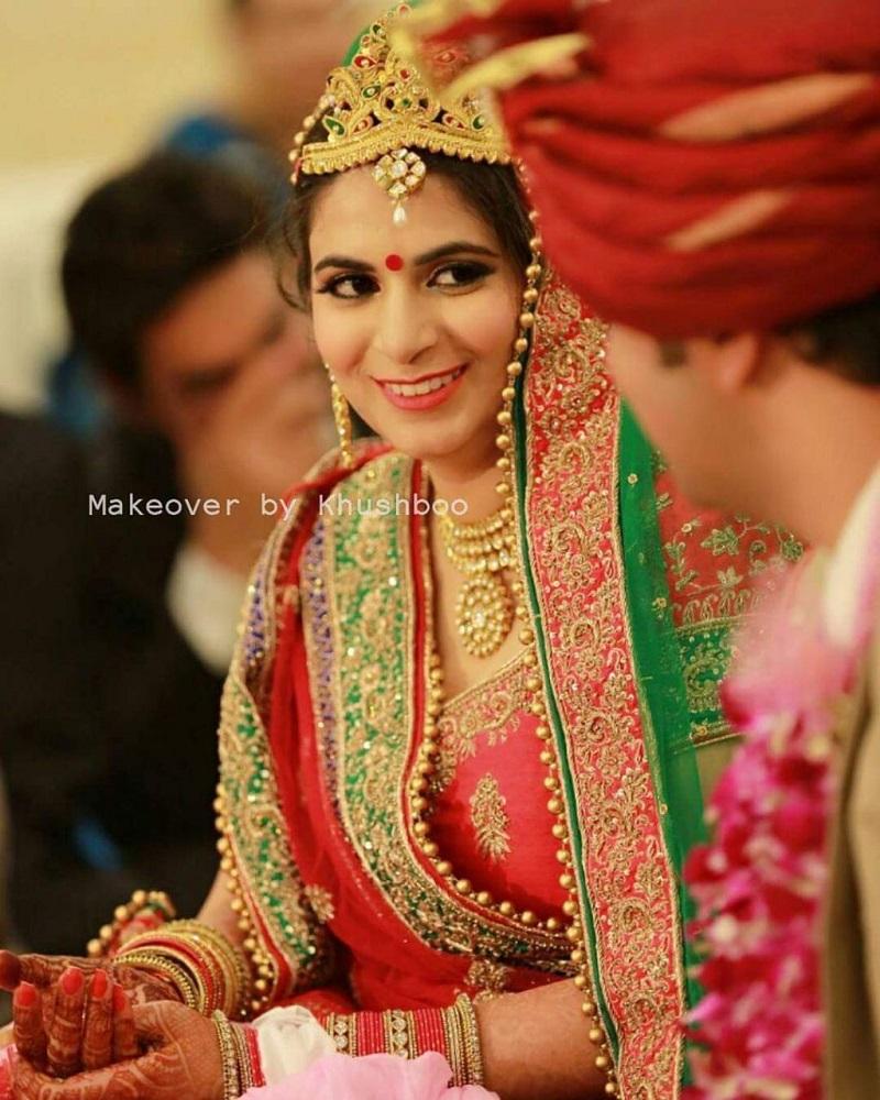 Khushboo Mishra- Makeup Artist