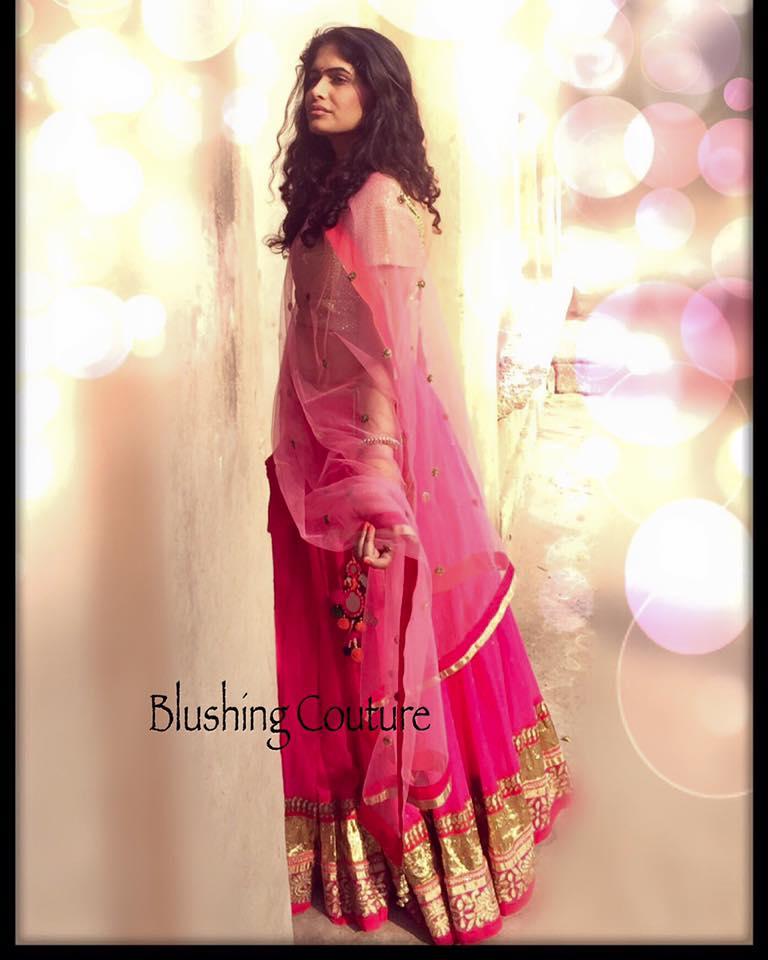 Blushing Couture