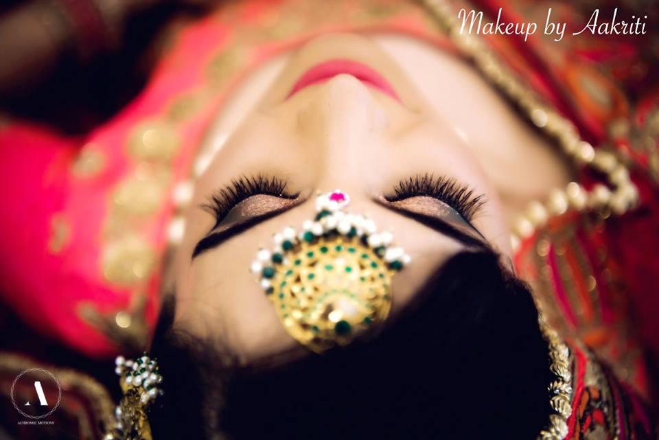 Make - Up By Aakriti