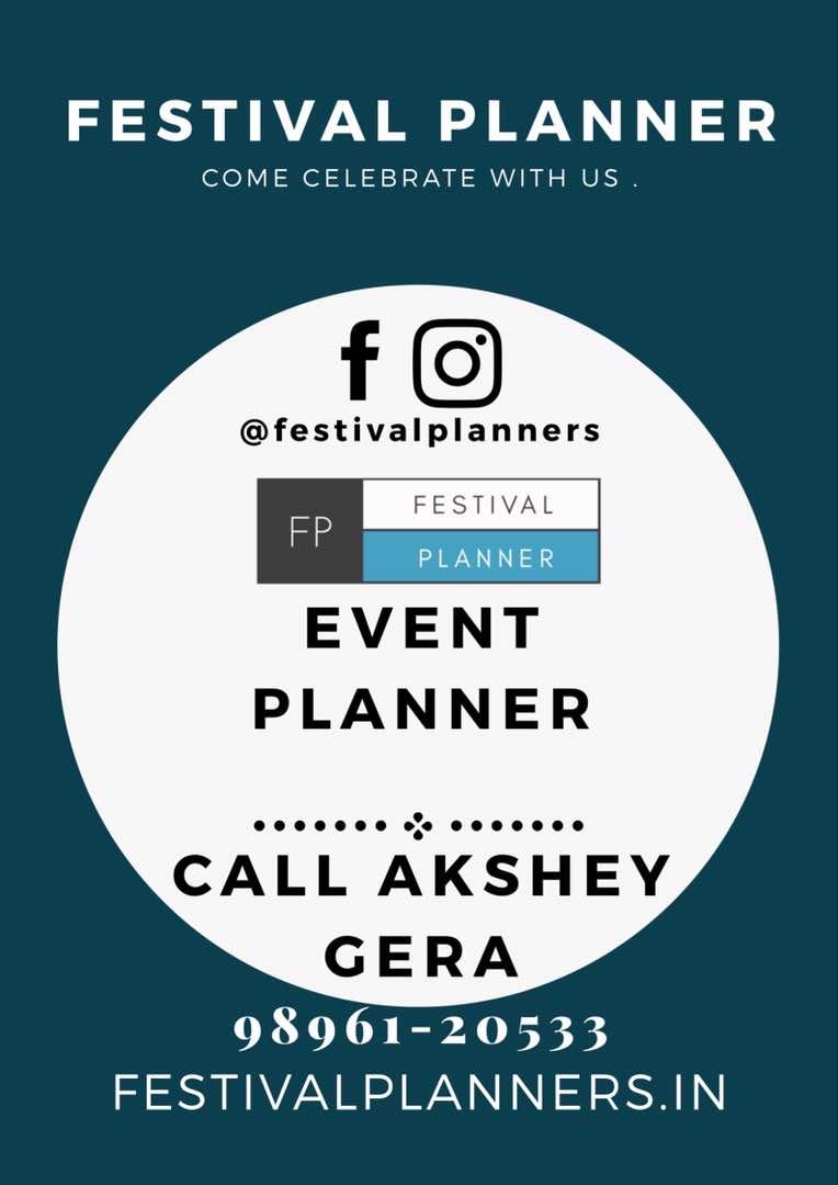 Festival Planner