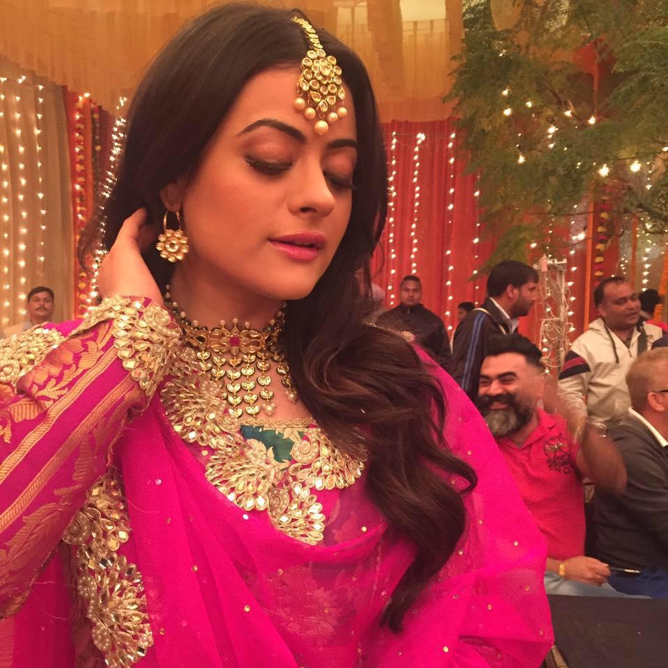 Makeup by Apurva Chaudhari