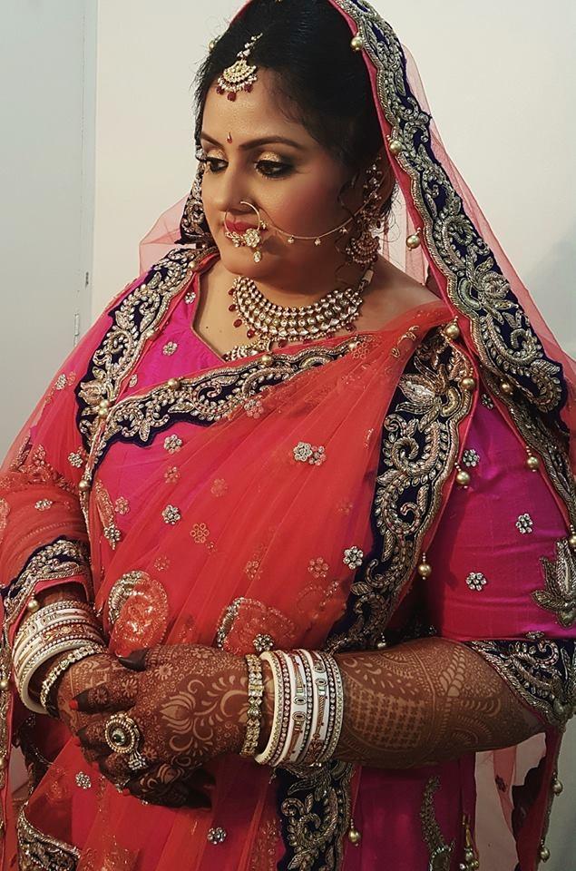 Ayans Exclusive Bridal Makeup