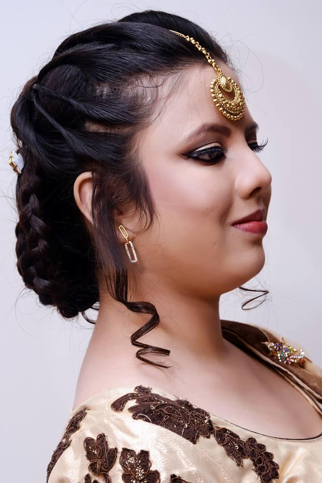 Makeup by Debasree