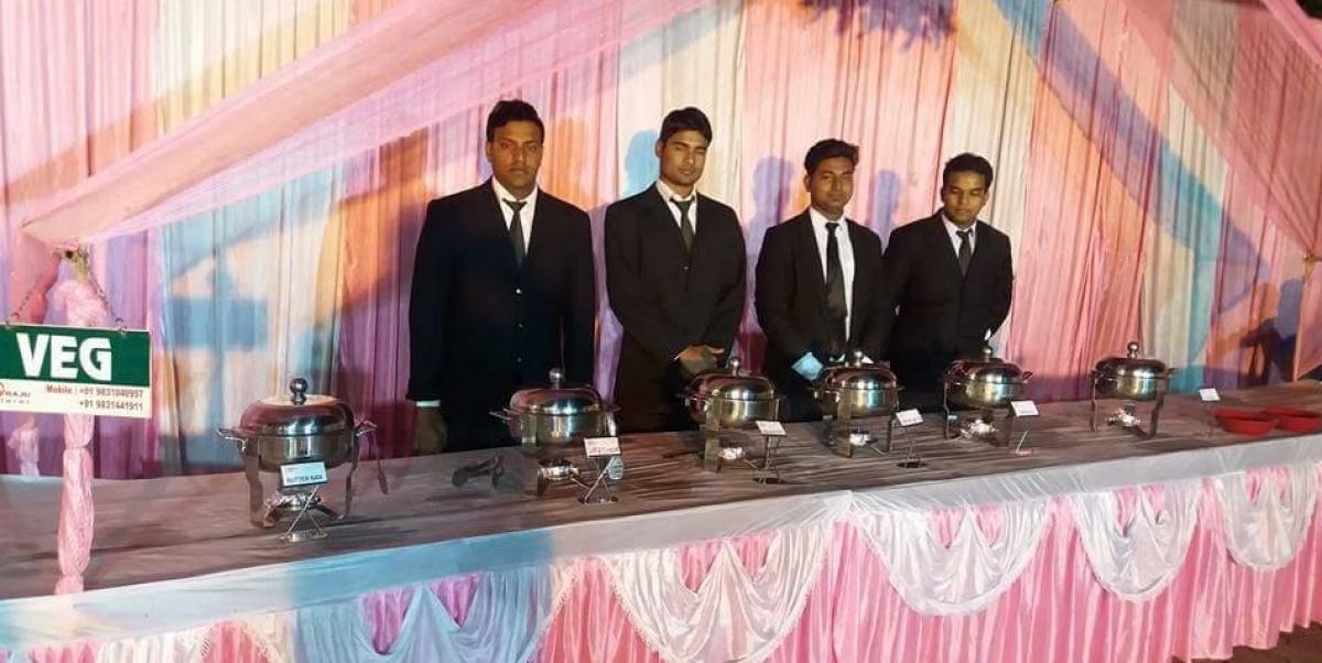Raju Caterer