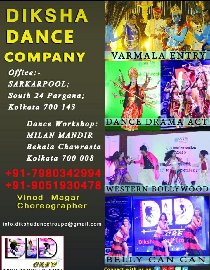 Diksha Dance Company
