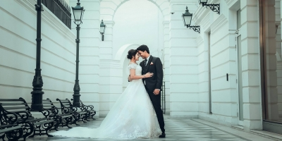 The Glam Wedding