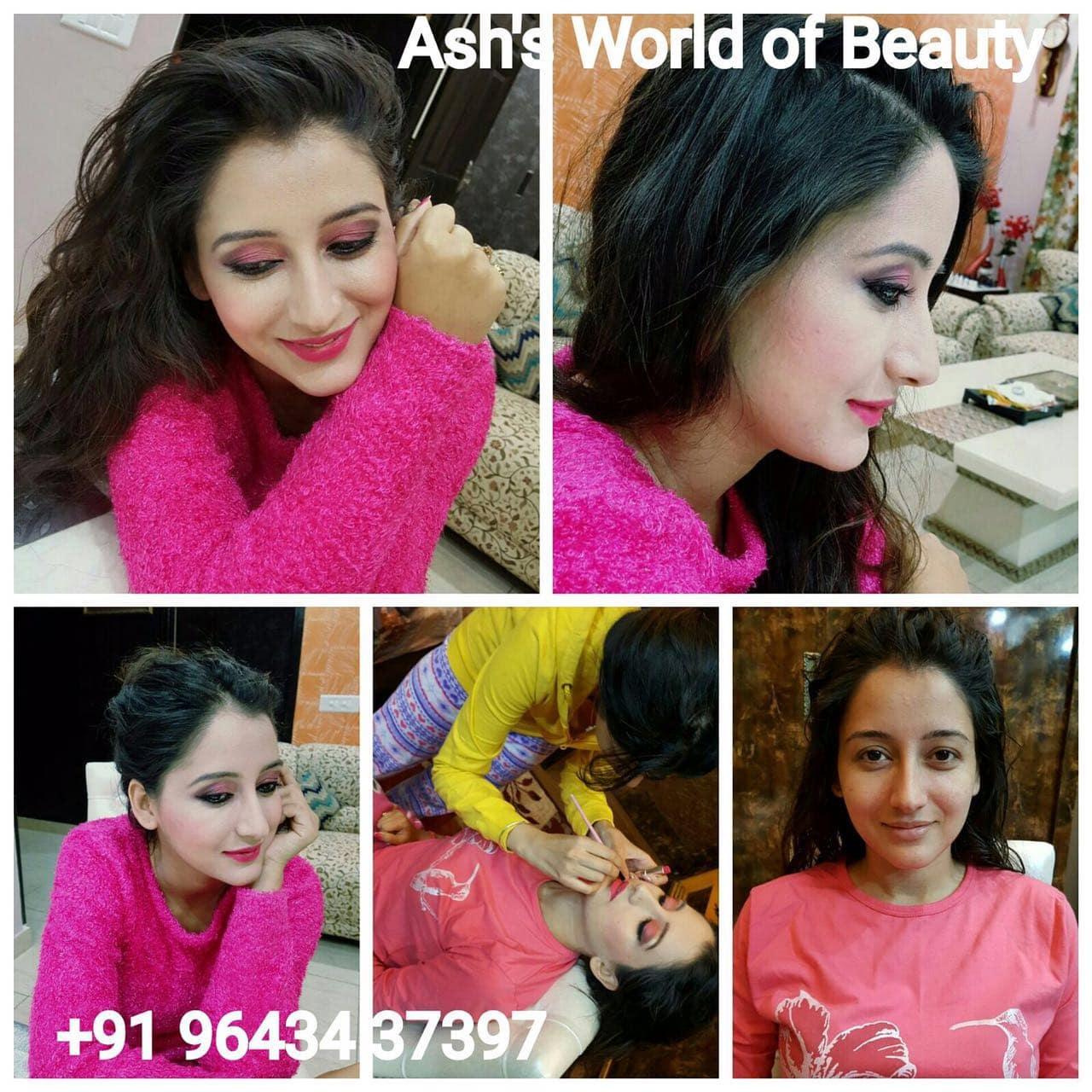 Ash World Of Beauty