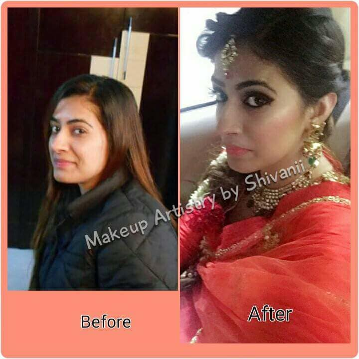 Makeup Artistry By Shivanii