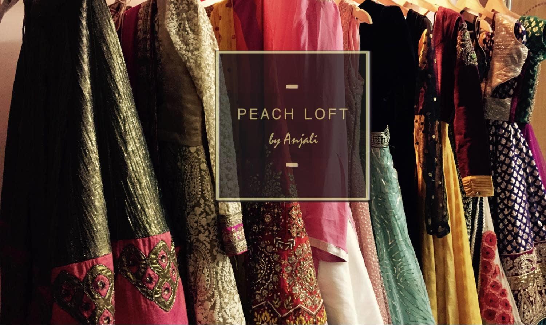 Peach Loft by Anjali