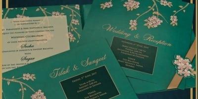 Varda Designer Invitation