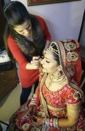 Makeup FX by Reshu Nagpal