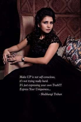 Makeup by Shubhangi Trehan