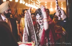 Bhumi and Simran Photography