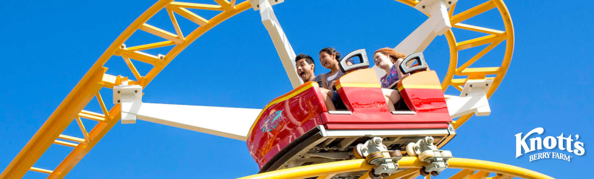 Knott's Berry Farm Discounted Tickets