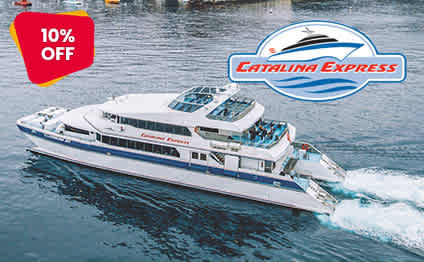 Catalina Express Discounted Tickets