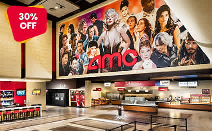 AMC Theatres Discounted Tickets