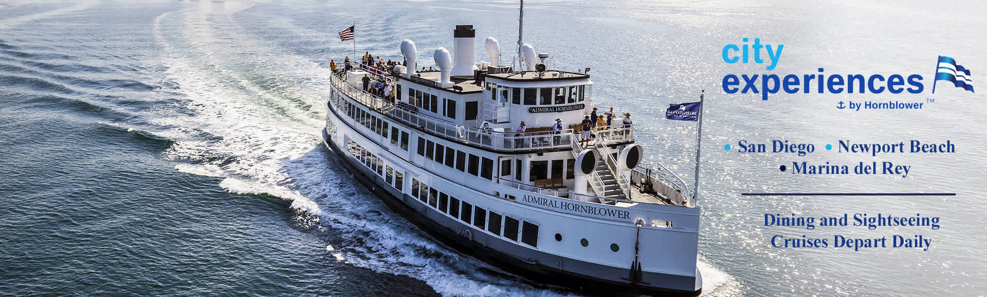 Hornblower Cruises & Events Discounted Tickets