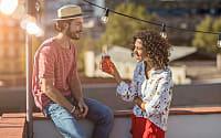 conversatie party © iStock