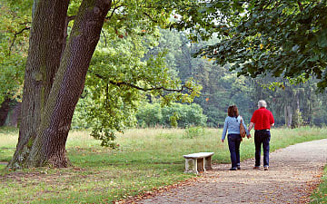 vriendschap park, Pixabay ©