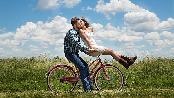 Wie sieht eine gesunde Beziehung aus?  Pixabay ©