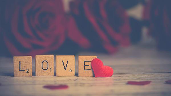 Welche Sprache der Liebe sprichst du? Pixabay ©