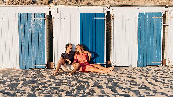 Een leuke partner vinden op een datingsite... Henk & Jeanne ©