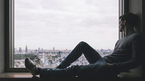 Single en eenzaam pixabay ©