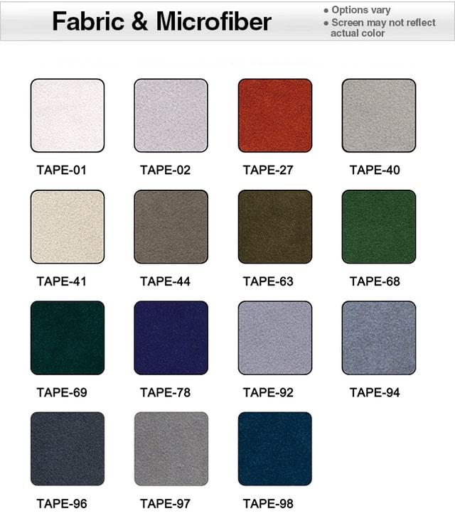 microfiber fabric velour