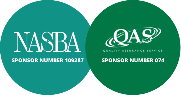FurtherEd CPE is a QAS certified, registered an                         approved CPE sponsor with NASBA.