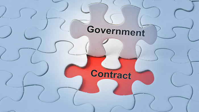Government Contracts Law And Real Estate The Regulatory Landscape - Online contract law