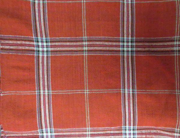 Łowicka tkanina kracista - nospa