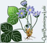 Logo Ogrodu Botanicznego wŁodzi