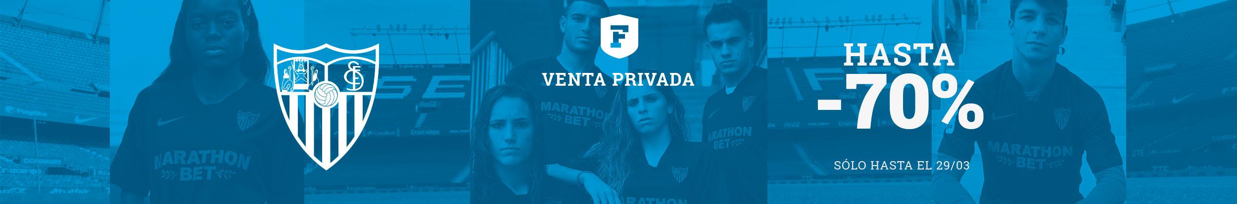 Venta Privada Sevilla FC