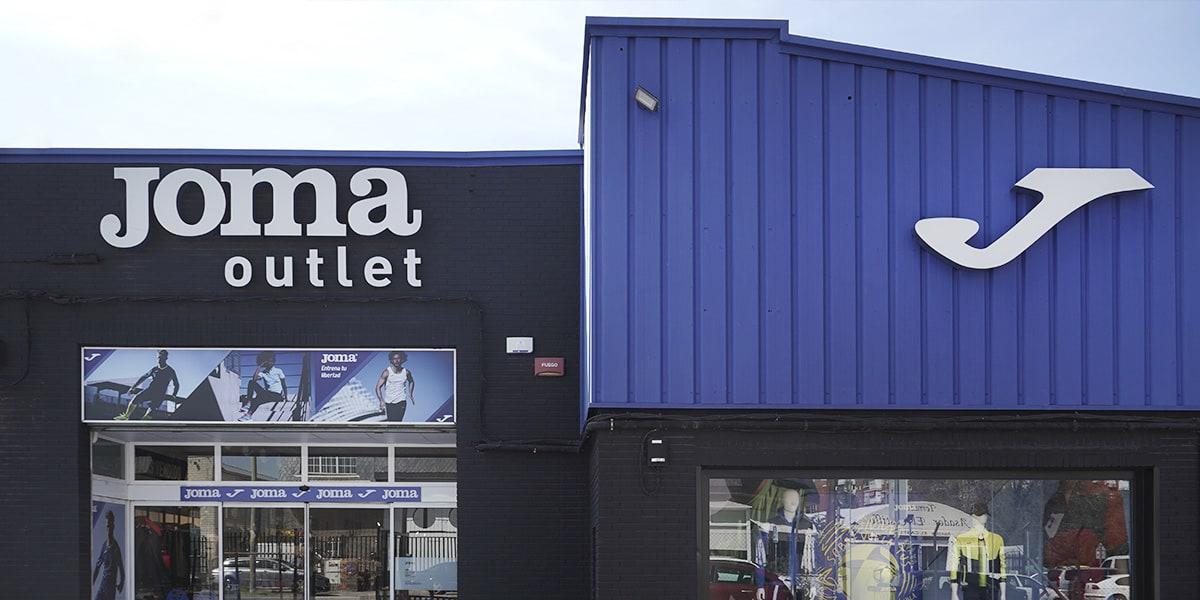 Mirar atrás Estereotipo Punto  Tienda Joma Outlet en Leganés | Teléfono, Horarios y Cómo llegar