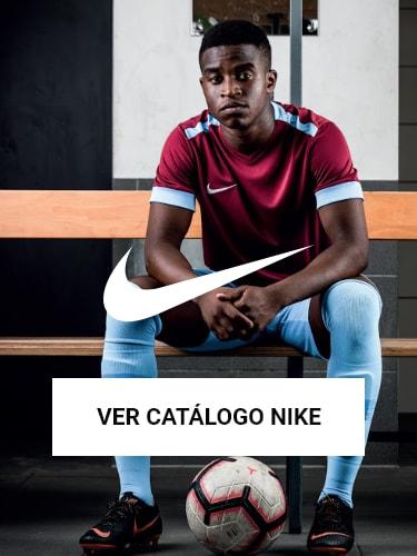 Equipaciones de fútbol Nike