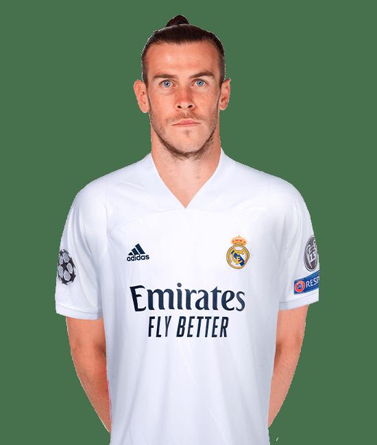 Foto Gareth Bale Real Madrid